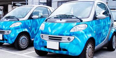 軽自動車・コンパクトカーの例