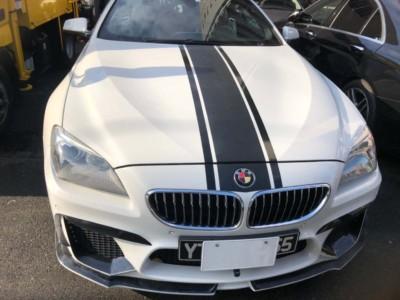 BMWフルラッピング