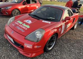 レースカーラッピング 施工写真